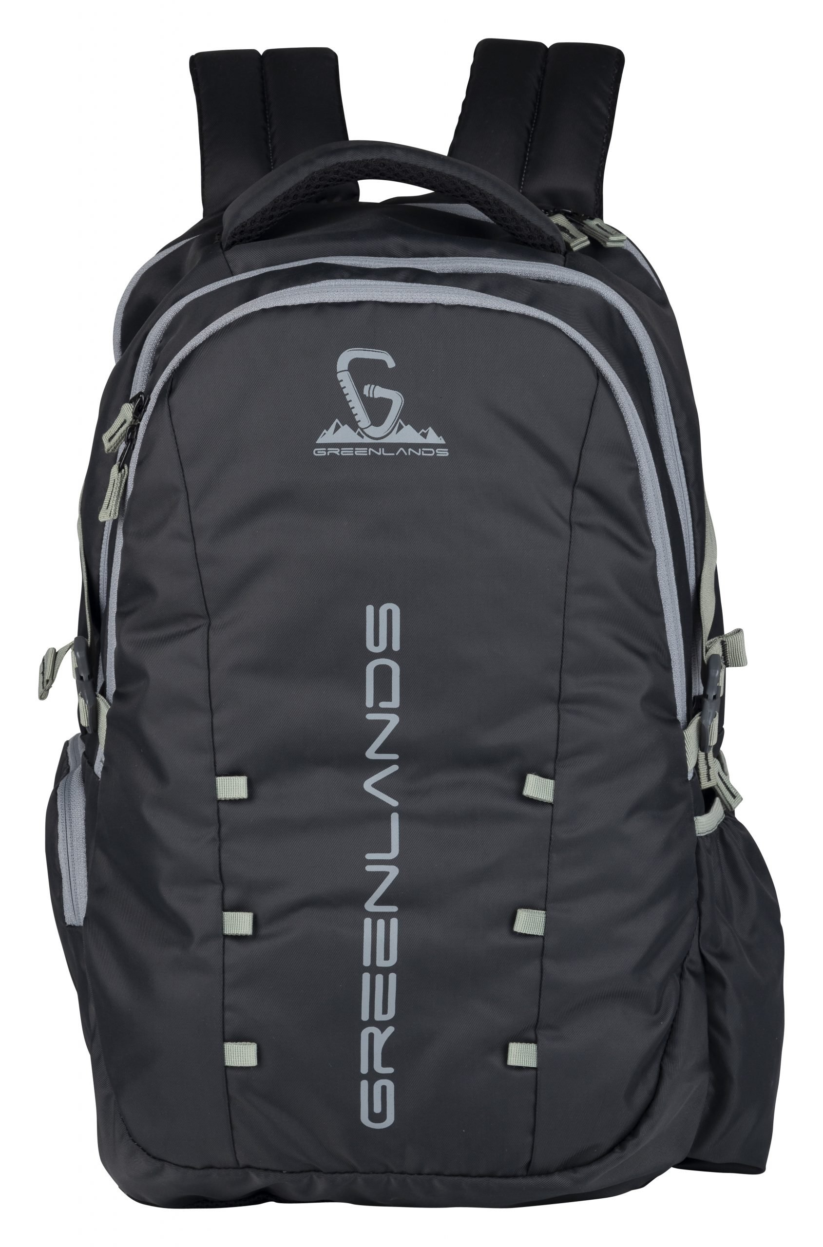 Greenlands QUAD (Dark Grey) Backpack