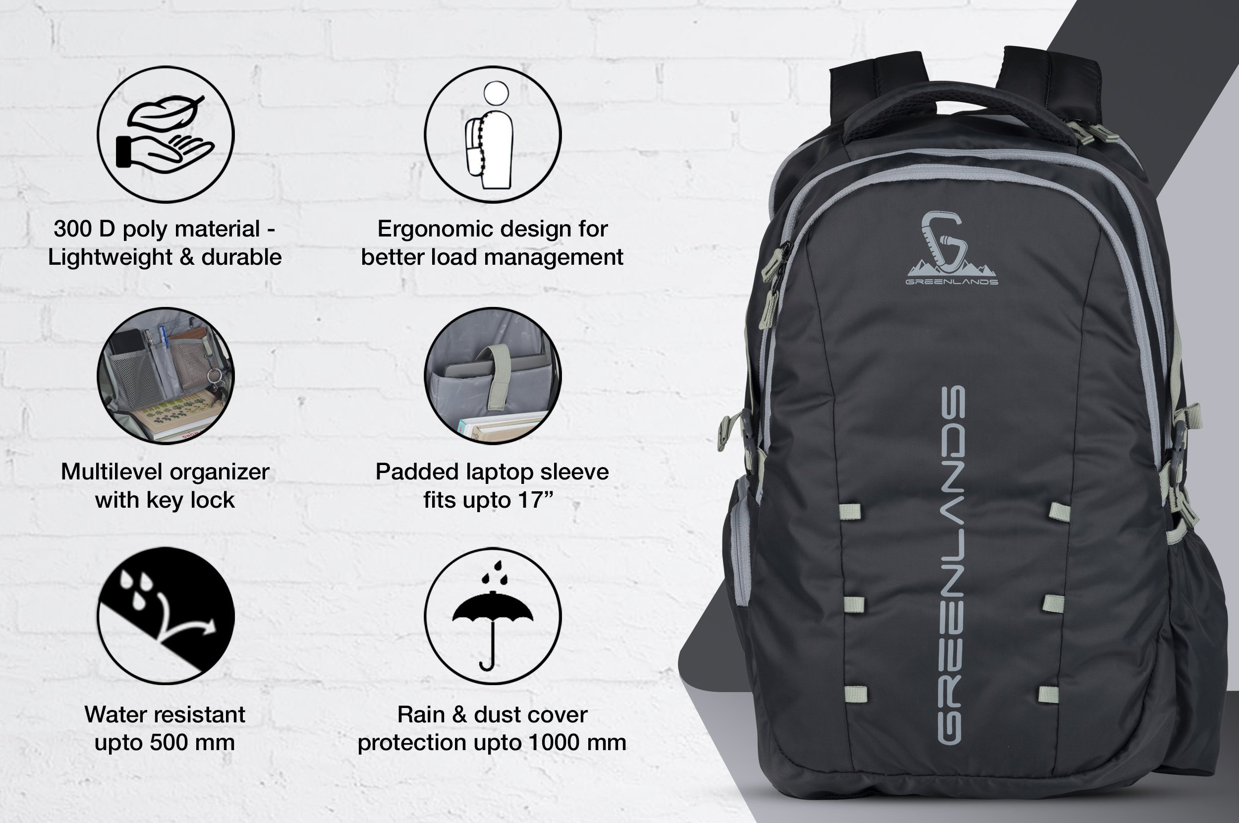 Lightweignt Quad Bag