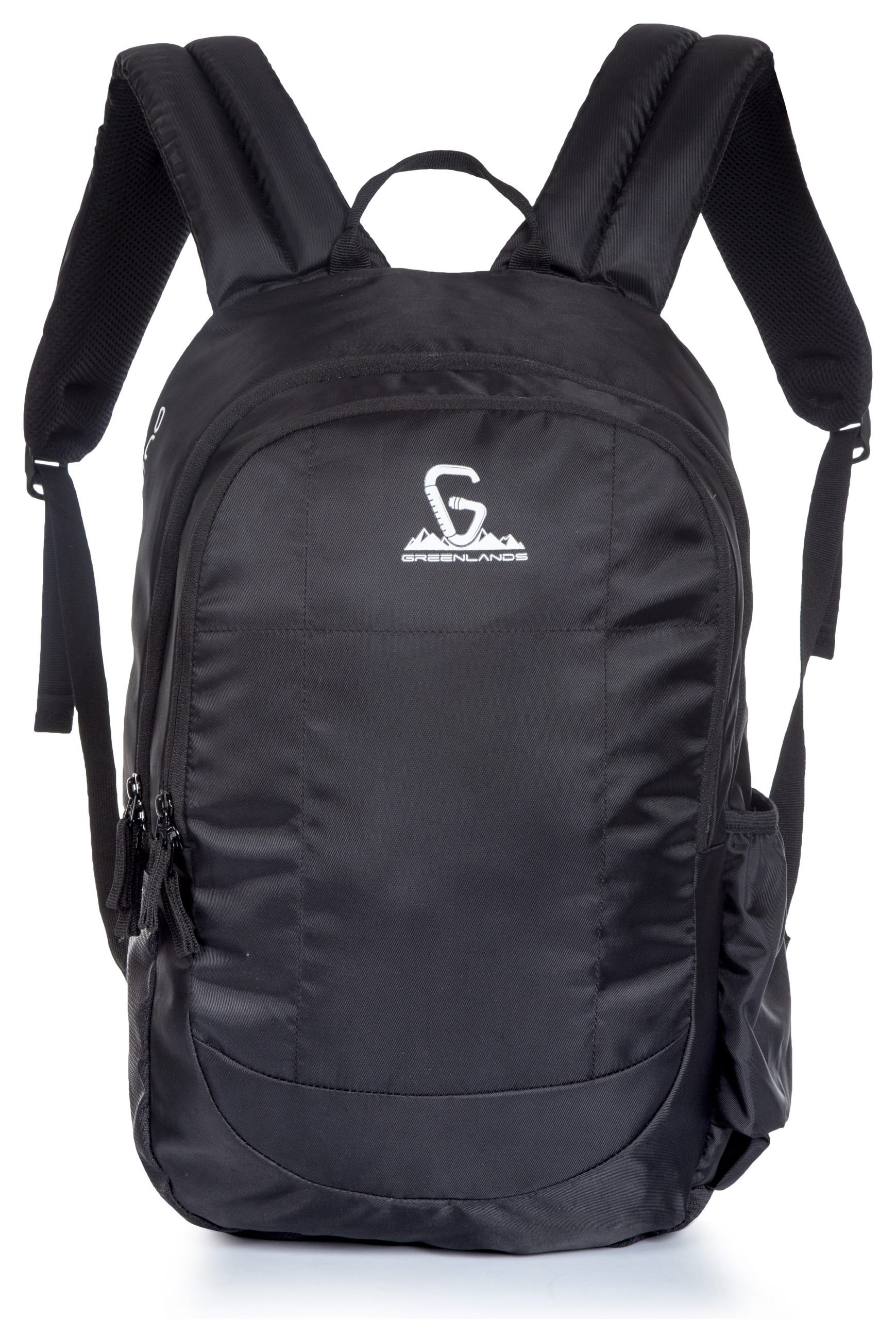 Greenlands Dyno Black Backpack