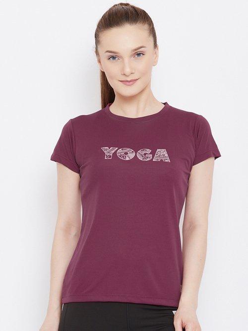 Yoga AUBERGINE