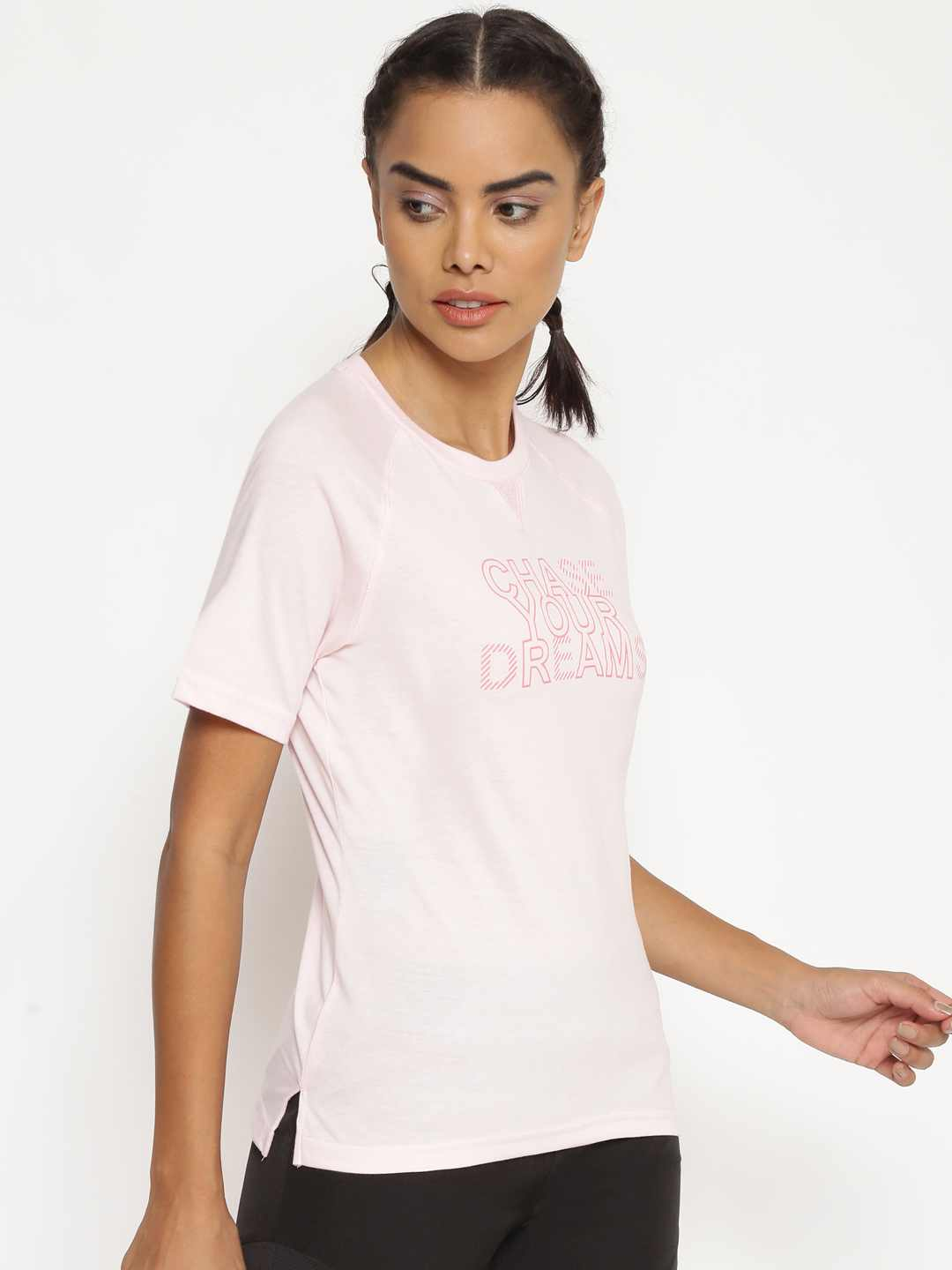 CHASE YOUR DREAMS (baby Pink)