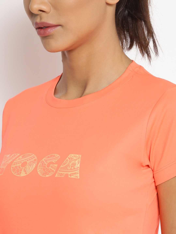 yoga orange