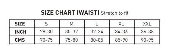Men Waist